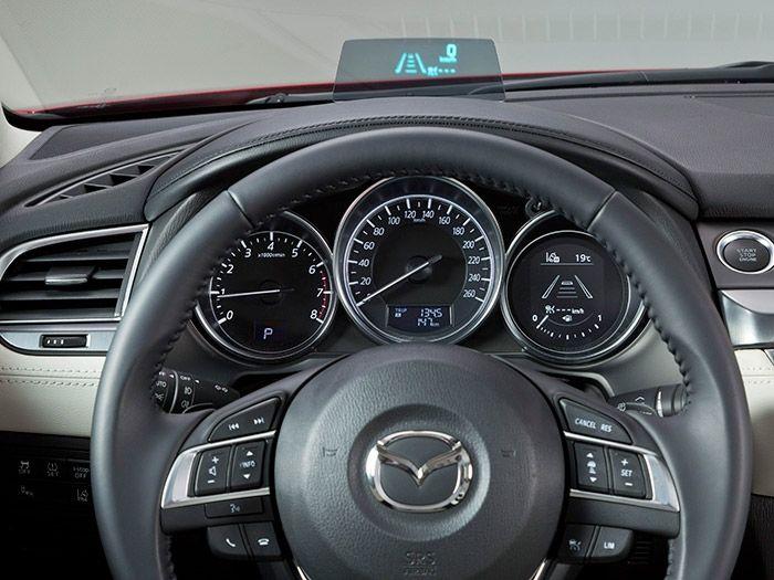 ¿Por qué el Mazda6 gasolina es el tercer coche más vendido de su segmento?