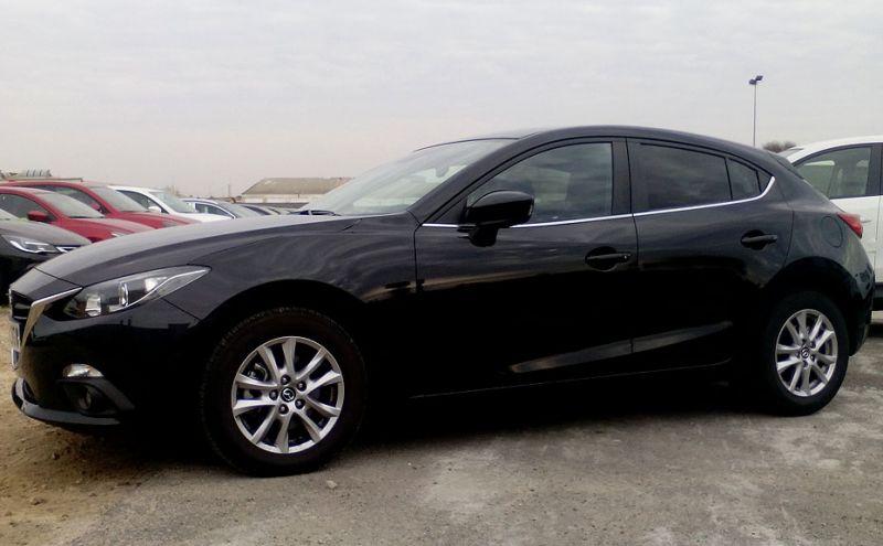 ¡Reestrena un Mazda!