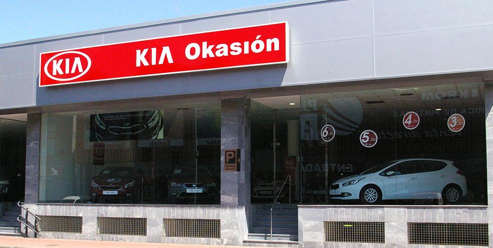KIA Okasión llega a Murcia