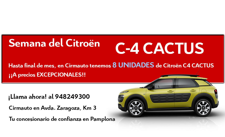 CITROËN C-4 CACTUS DE OCASION