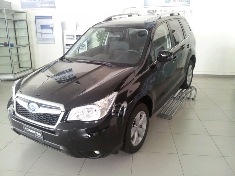Nuevo Forester Executive TD por 29.300€ en Pamplona Motor