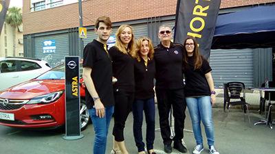 Grupo Vara: Opel L´Horta en la Fira Comercial de Paiporta