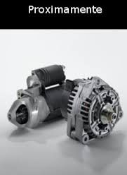 ALTERNADOR,MOTOR DE ARRANQUE,TURBOS.....