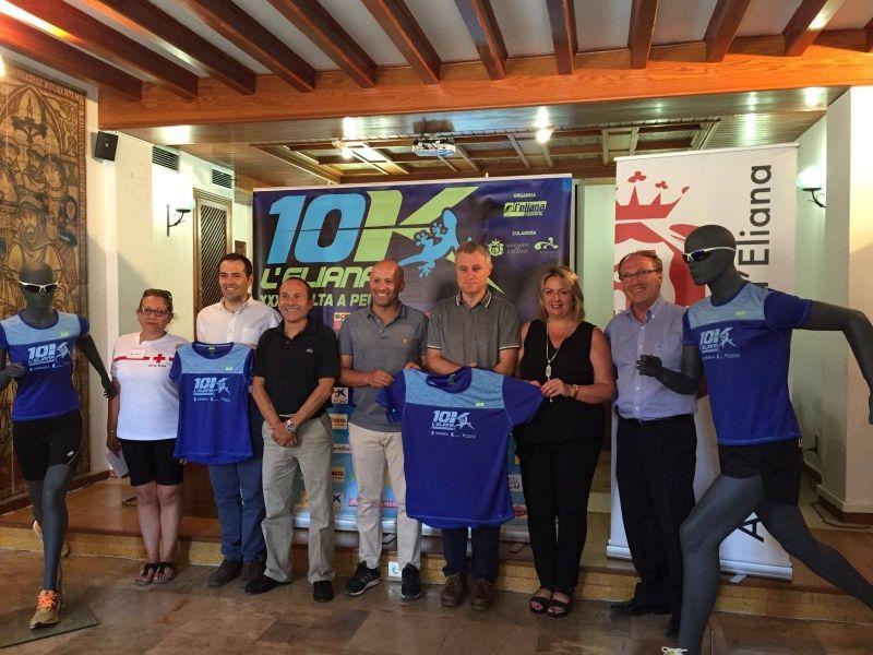 RENAULT CAMP DE TURIA L'ELIANA es patrocinador de la prueba 10K de L'Eliana en su 34ª edición.