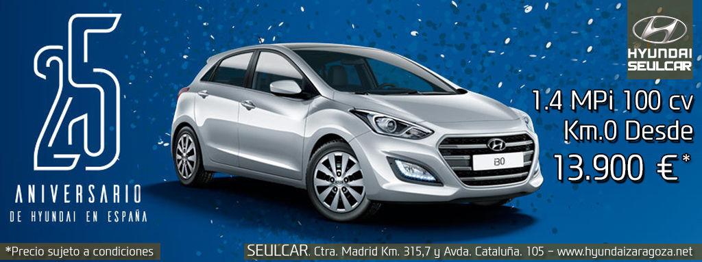 Hyundai i30 25 aniversario