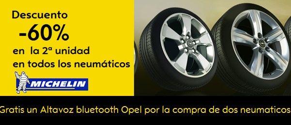 ¡OFERTA ESPECIAL NEUMÁTICOS!