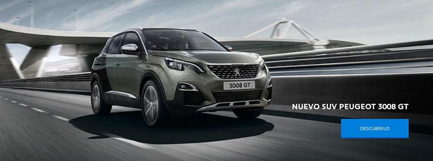 Nuevo Peugeot 3008 ya a la venta en Dimolk, Carballo
