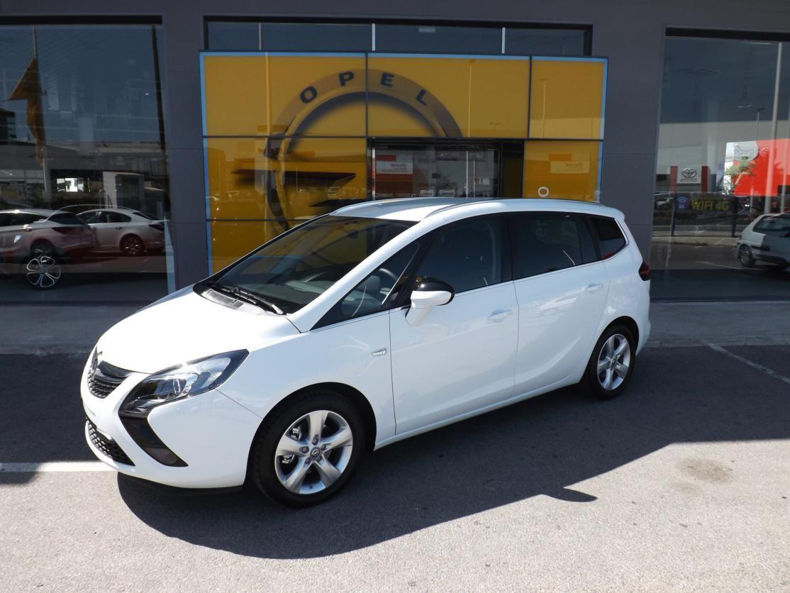 Opel Zafira Tourer por 149€ al mes
