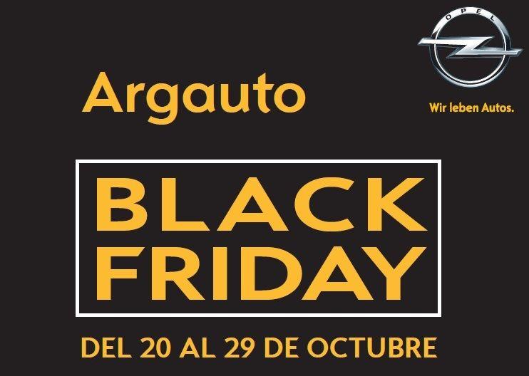 Black Friday en Argauto!!!