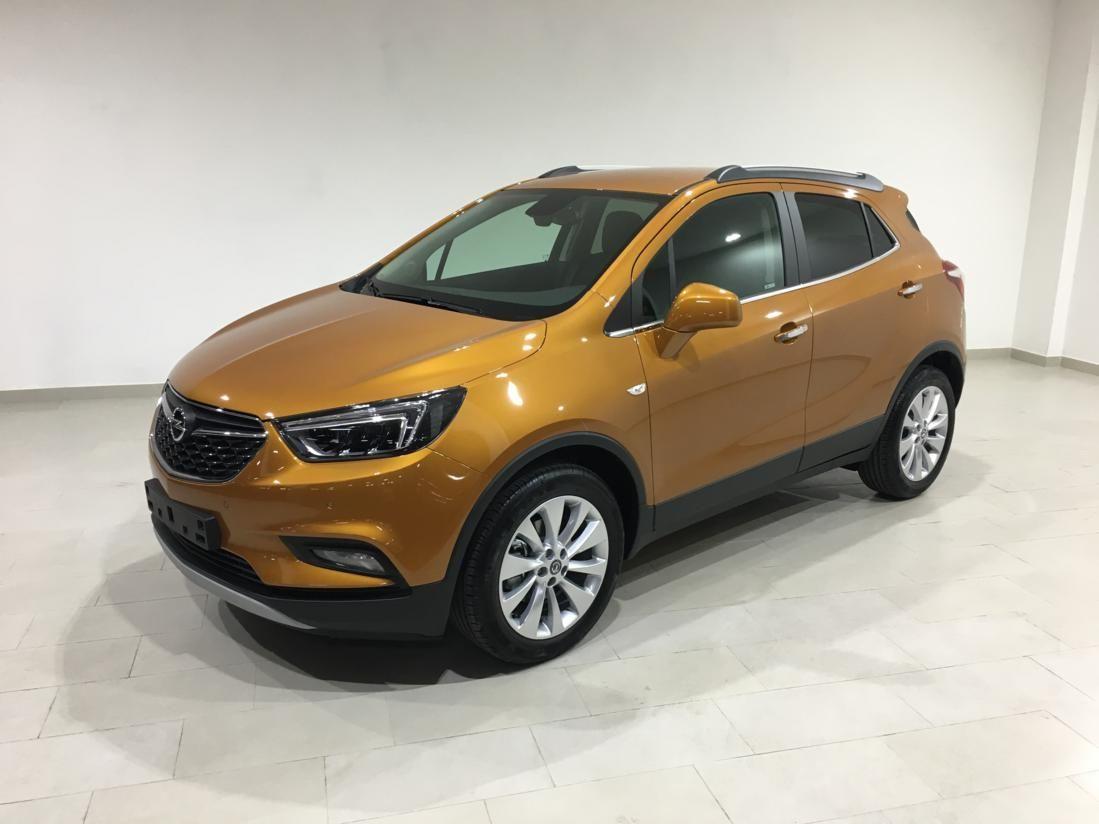 Opel Mokka X por 177€ al mes