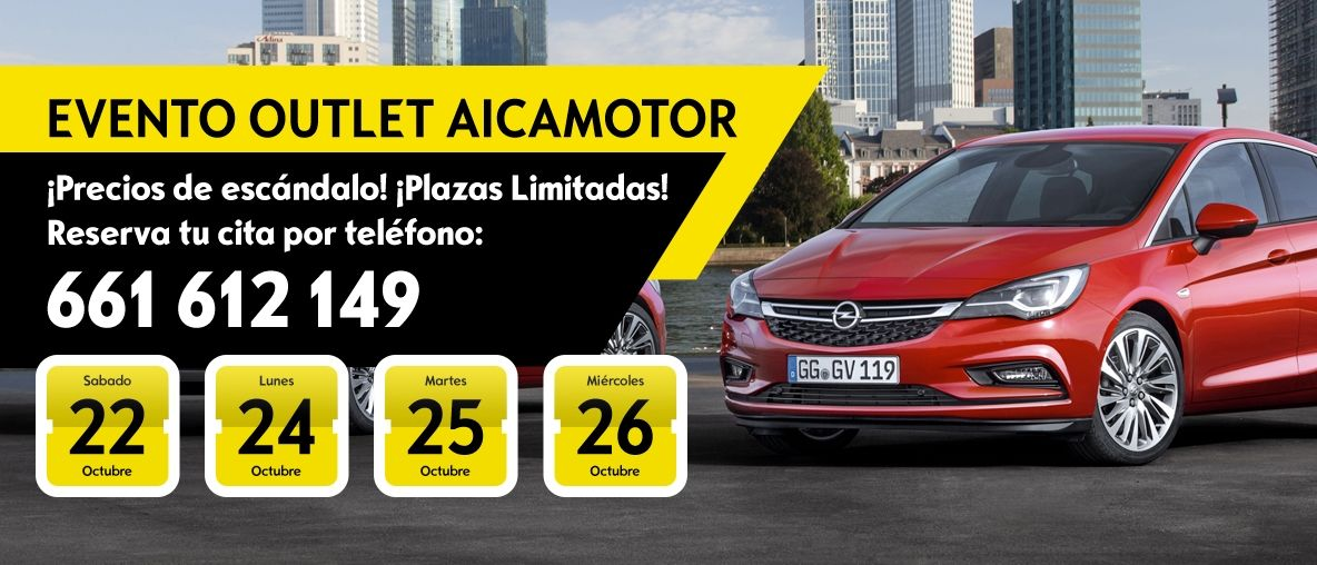 EVENT OUTLET AICAMOTOR