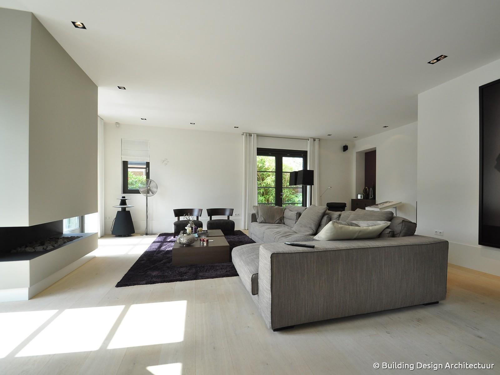 Building design architectuur - Interieur binnenkomst ...