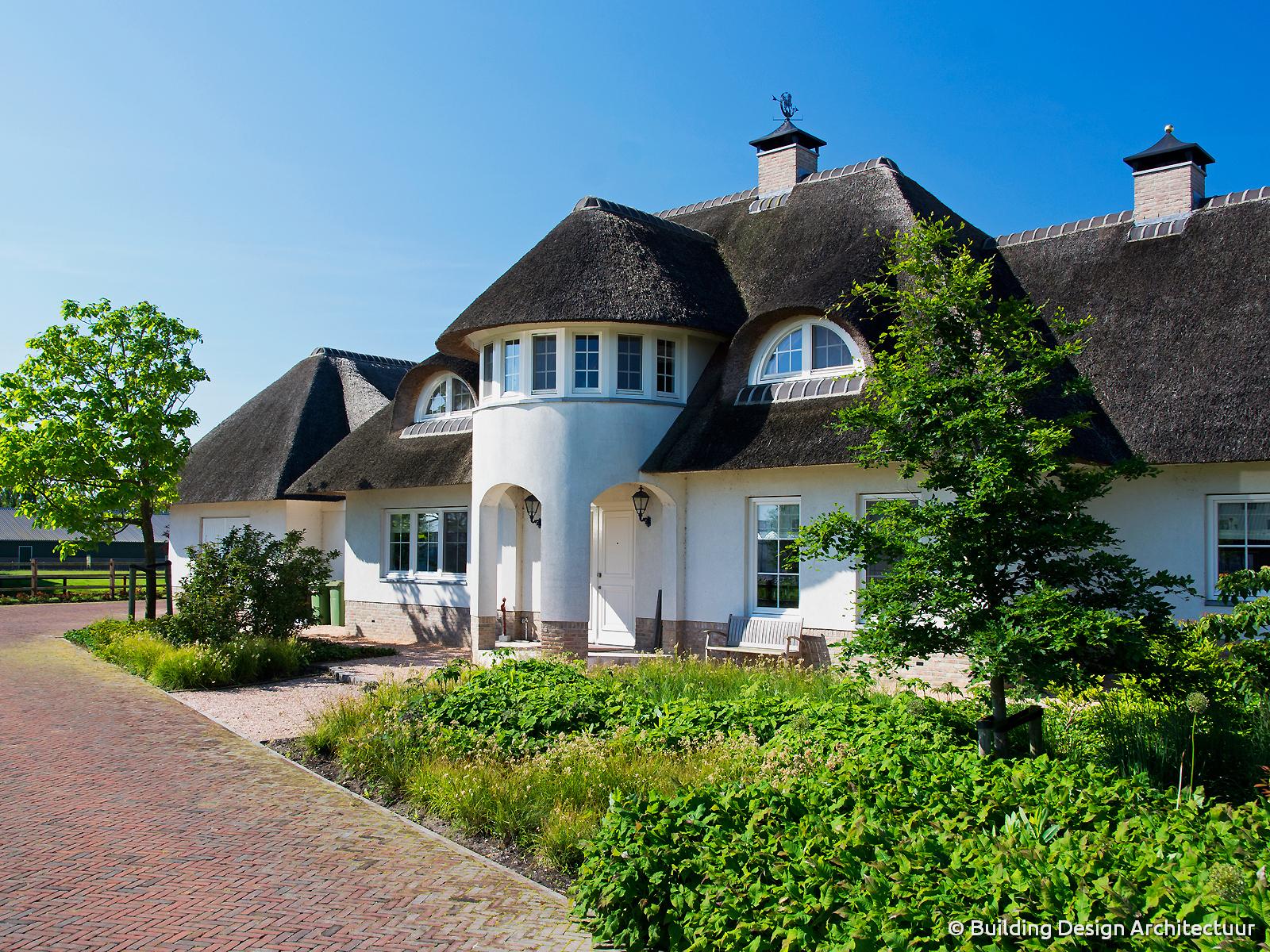 Landelijke villa bouwen affordable bekijk de fotos van de for Landelijke villa bouwen