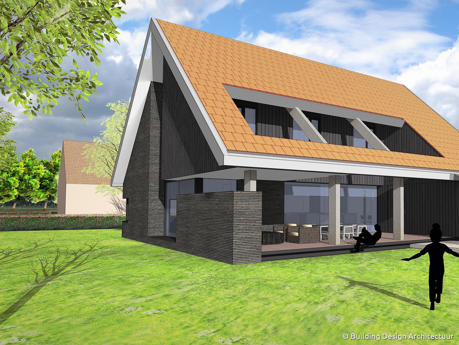 Landelijk wonen teak hout in combinatie met modern beste inspiratie voor huis ontwerp - Huis architect hout ...