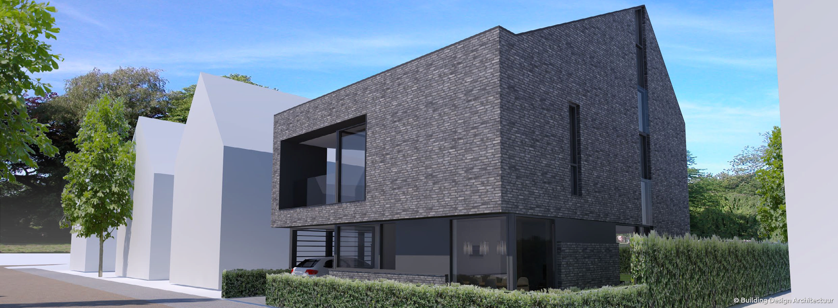 Building design architectuur - Moderne interieurarchitectuur ...