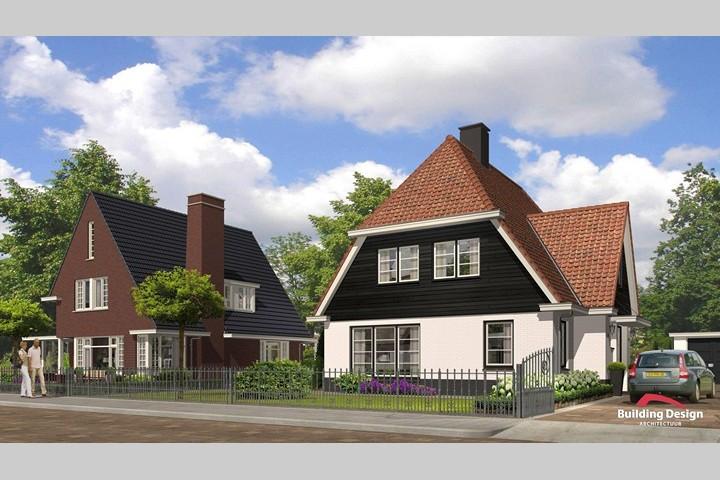 2 vrijstaande kavels ootmarsum te koop building design for Landelijk bouwen architect