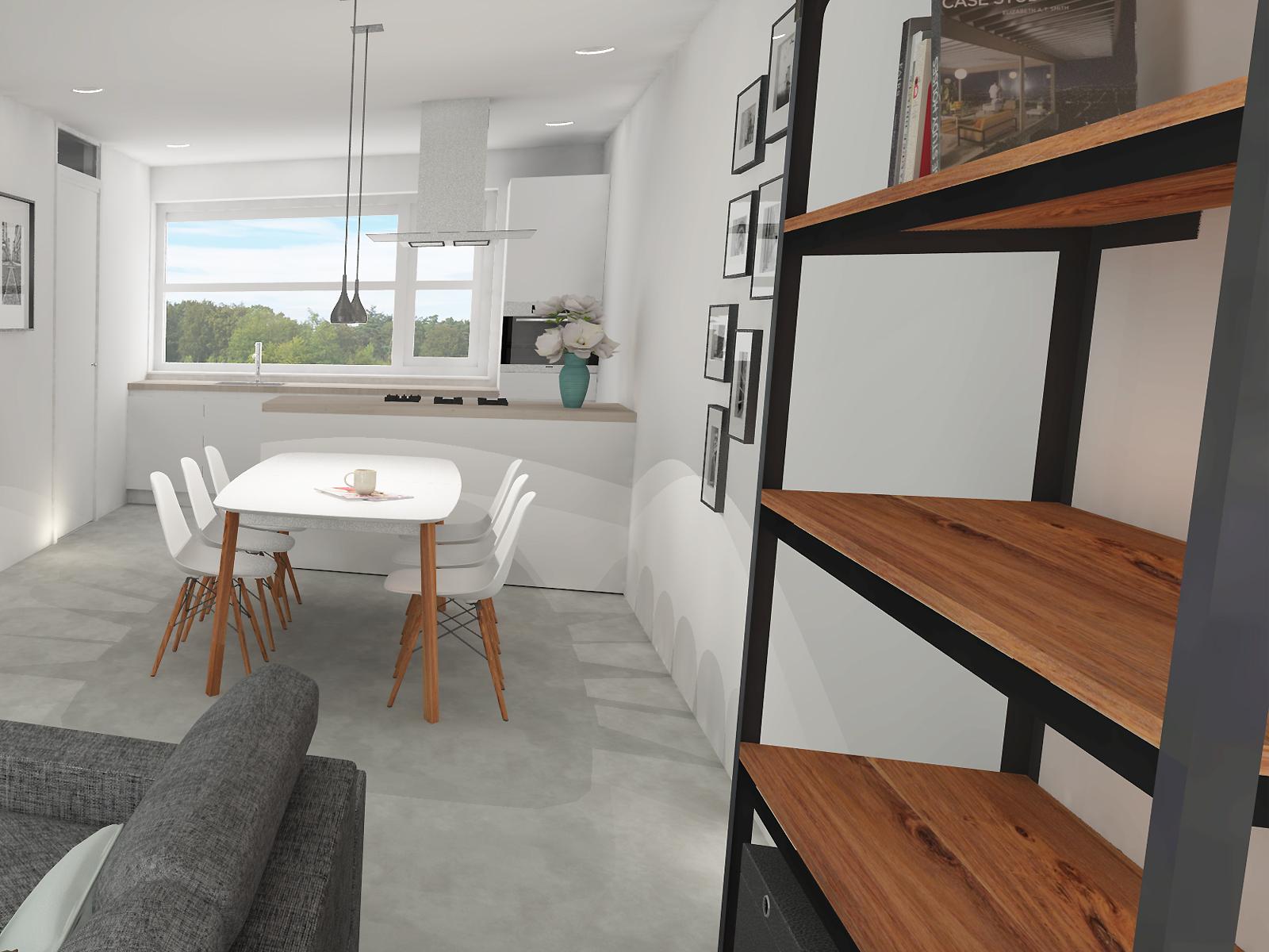 Building design architectuur - Keuken ontwikkeling in l ...