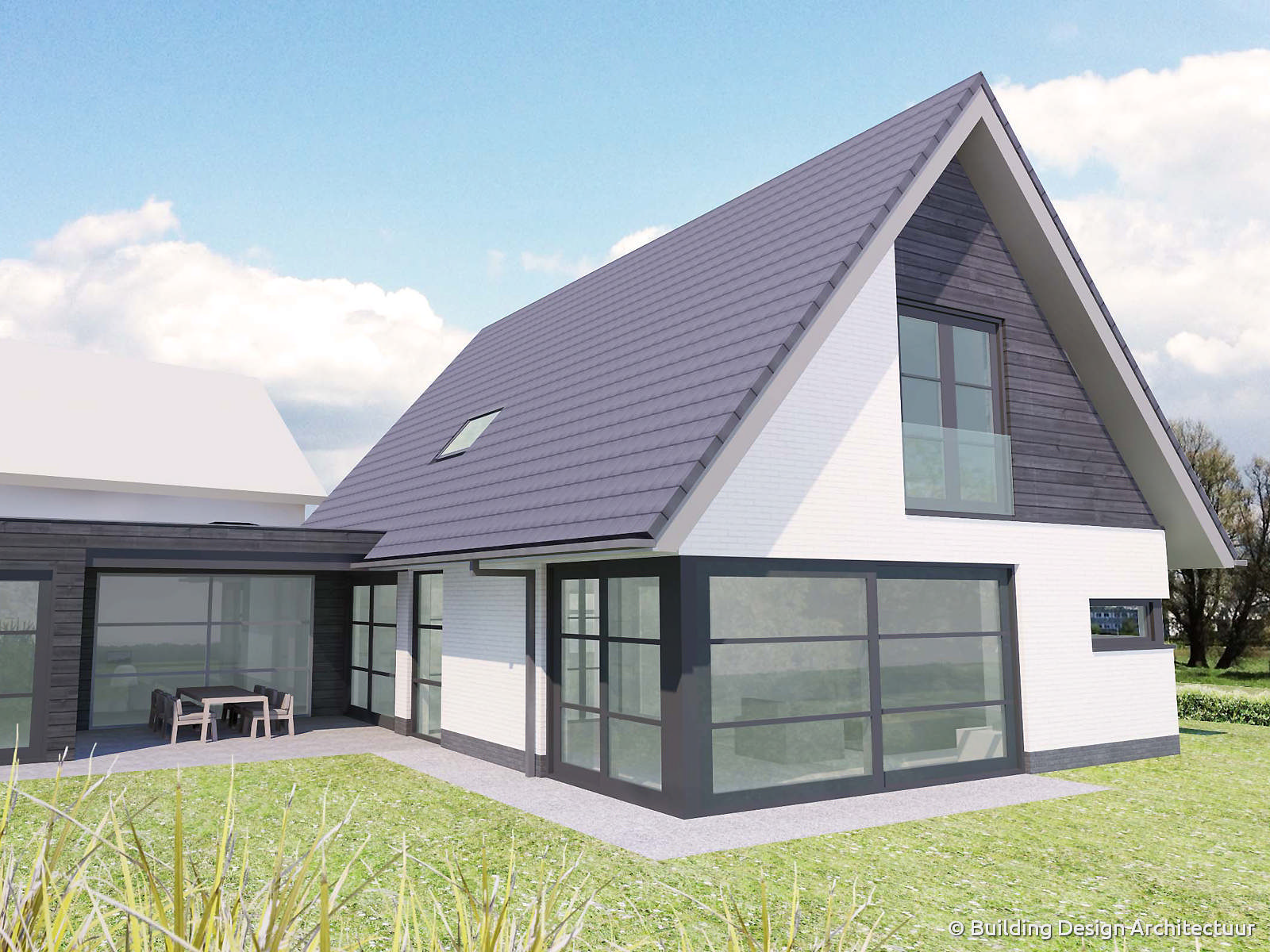 Aanbevolen 4269 moderne woning ontwerpen afbeelding foto beste voorbeelden afbeeldingen for Afbeelding van moderne huizen