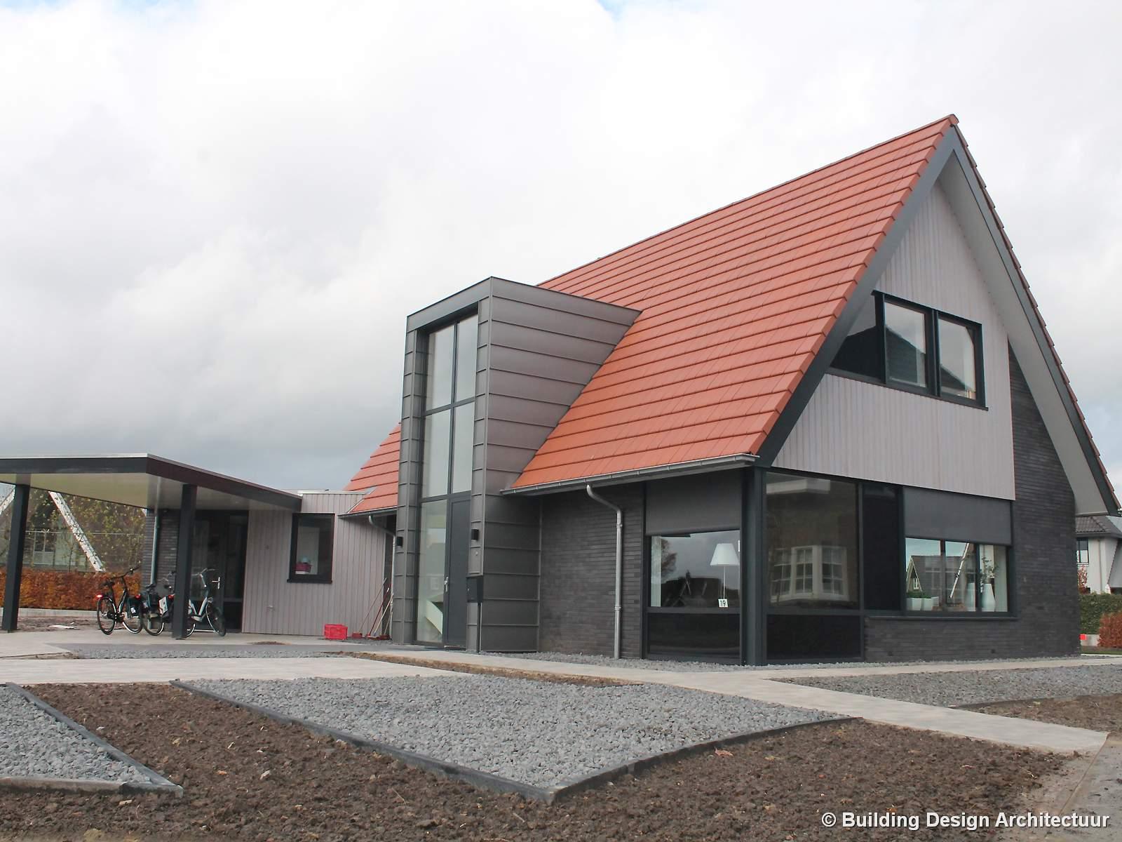 Building design architectuur - Fotos eigentijdse huizen ...