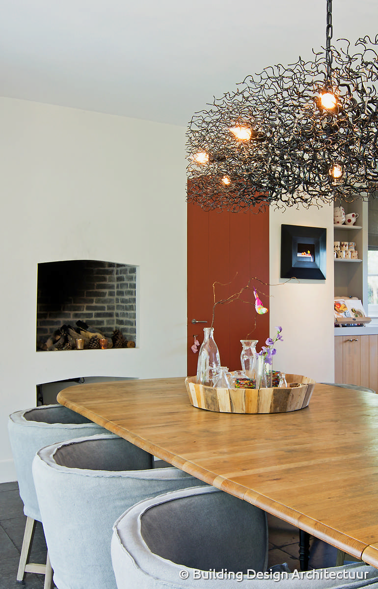 Interieur exclusieve villa te Noordwijk