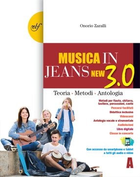 Musica in jeans NEW 3.0 – A
