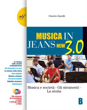 Musica in jeans NEW 3.0 – B