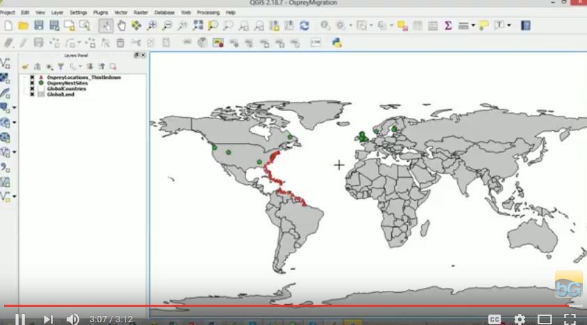 Handle Bad Layers in QGIS