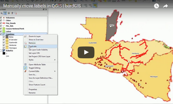 Manually move labels in QGIS