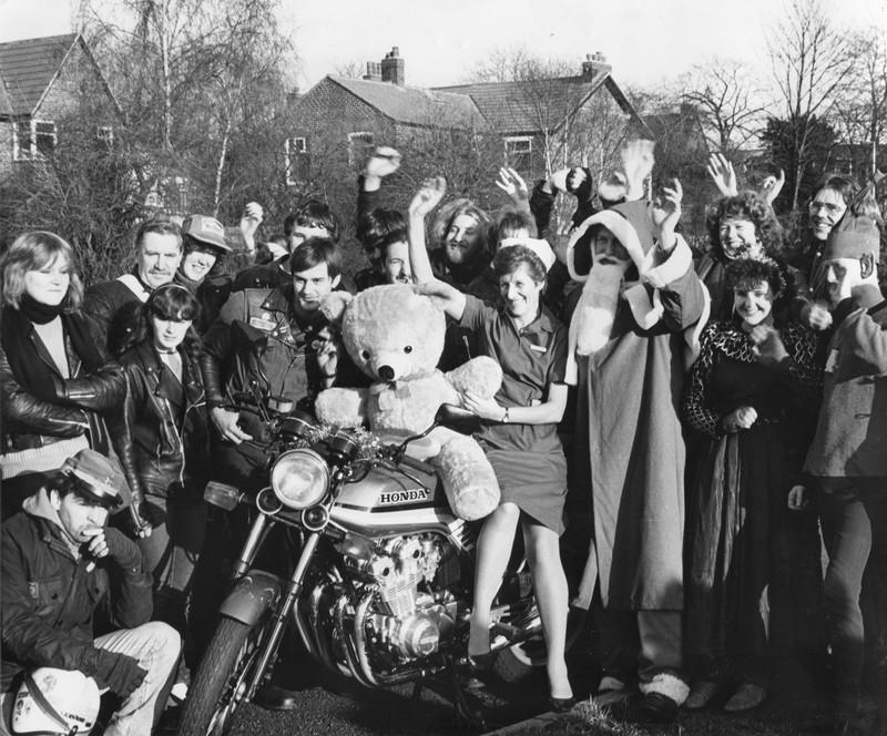 Duchess of York Hospital - Bikers' Charity