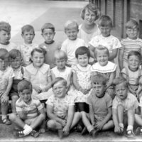 Green End Infants School, 1960.jpg