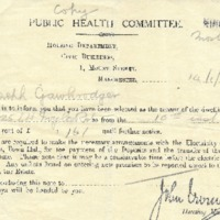 Public Health Committee- Note confirming property on Ivylea Road.PDF