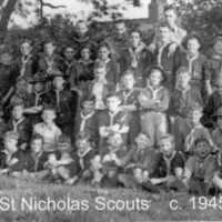 St Nicholas Scouts - 1945.jpg