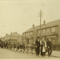 Whit Sunday- Procession of Witness- Parrswood Road nr Catterick Road.jpg