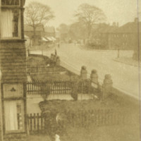 St Nicholas Church- Old Rectory at 137 Fog Lane looking across Parrs Wood Road.jpg
