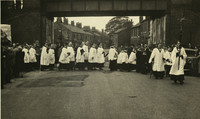 Whit Sunday- Procession of Witness- Choir Leaving Parish Hall Drive.jpg
