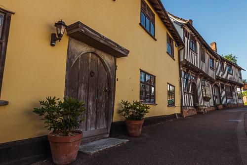 Lavenham Architecture