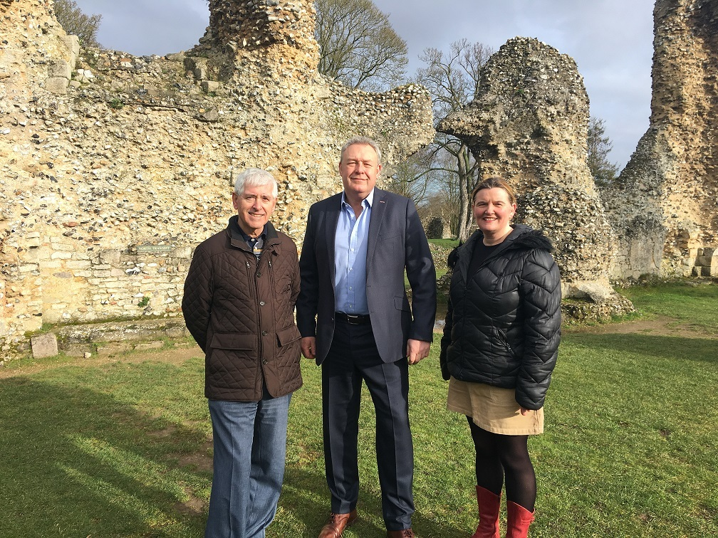 £1,000 for 1,000 Years in Celebration of Abbey's Anniversary