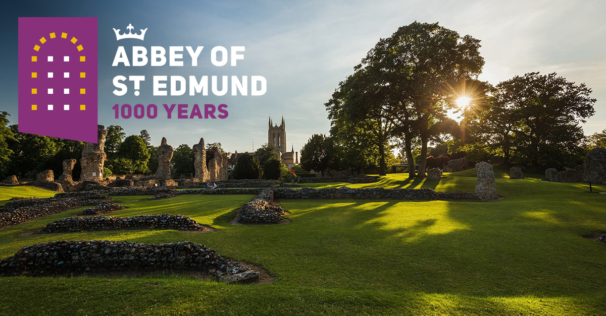 Abbey of St Edmund 1000 Years Celebration  2021 Announced