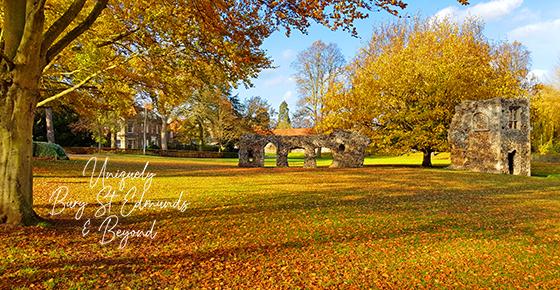 6 Reasons to visit Bury St Edmunds this Autumn