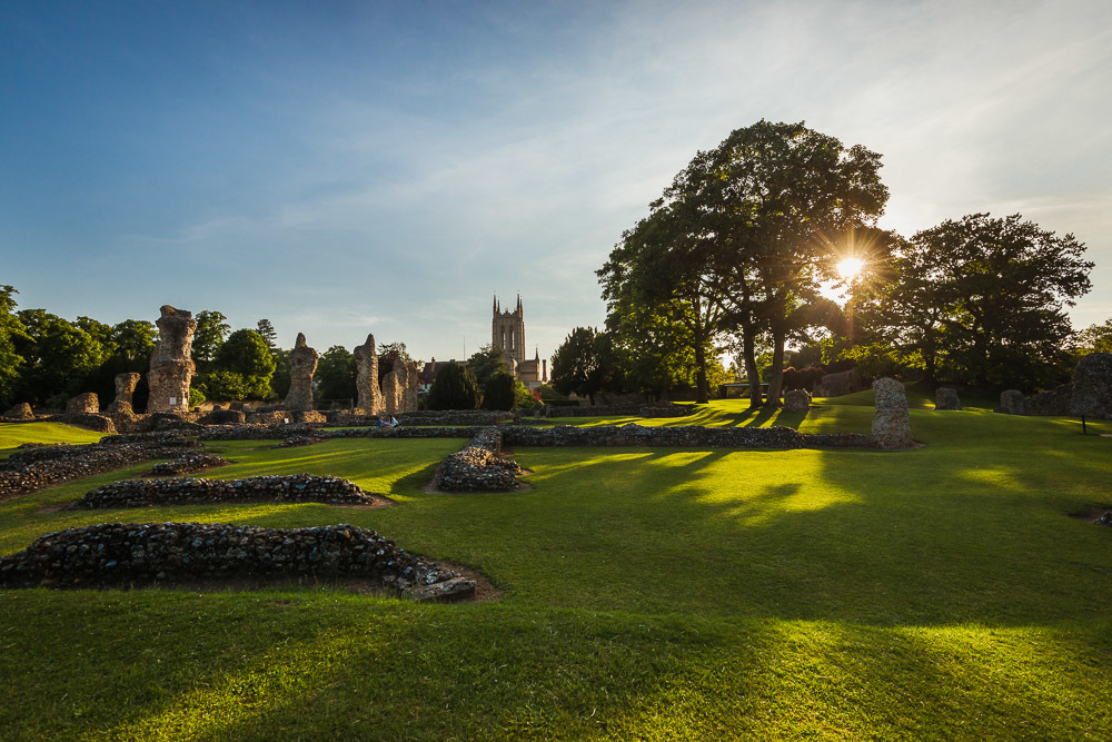 Abbey 1000 Celebrations in Bury St Edmunds Postponed Until 2022
