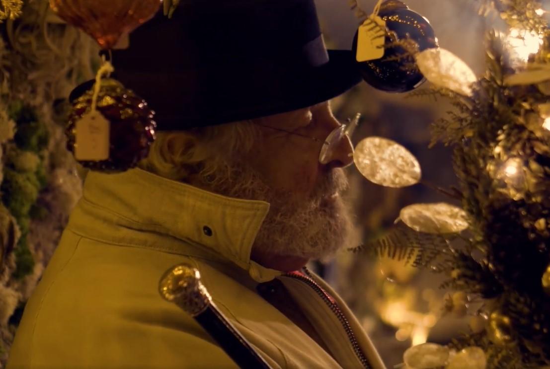 Christmas Magic in New Festive Film