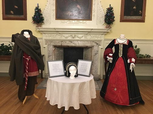 Costumes for Historic Bury St Edmunds Characters Revealed