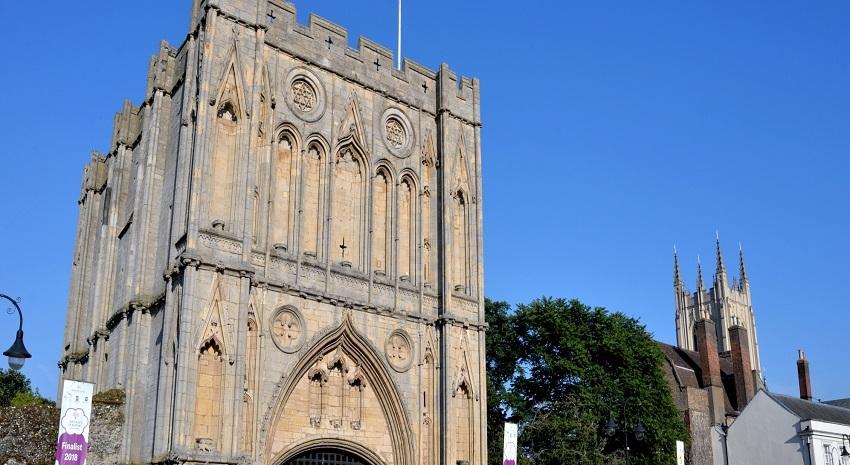 Bury St Edmunds and the Peasants' Revolt