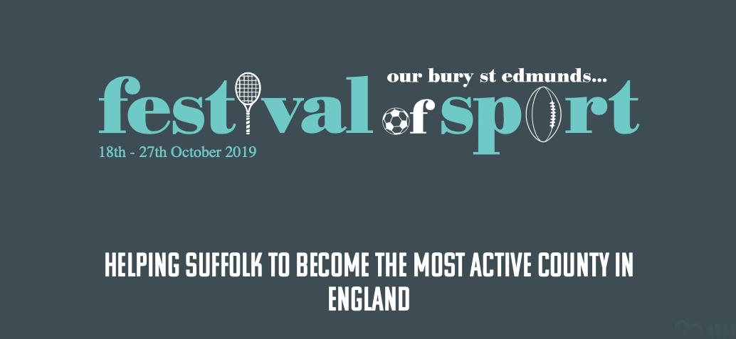 Under Starter's Orders for Our Bury St Edmunds Festival of Sport