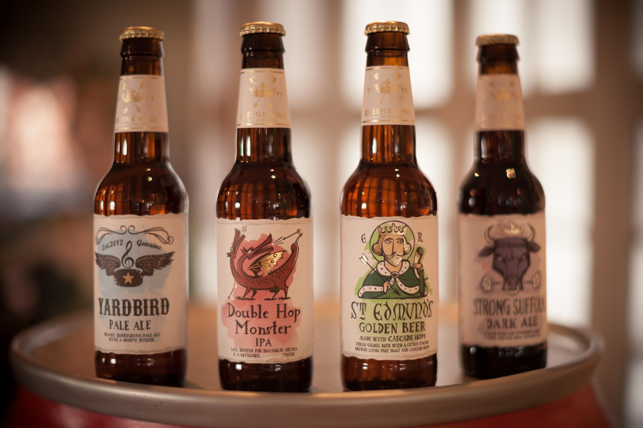 A Beer Lovers Weekend in Bury St Edmunds