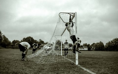 Gallery Celebrates Grassroots Football with a New Exhibition Featuring Clare Town FC!