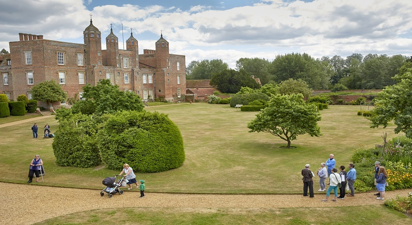 Beatrix Potter's love of Melford Hall