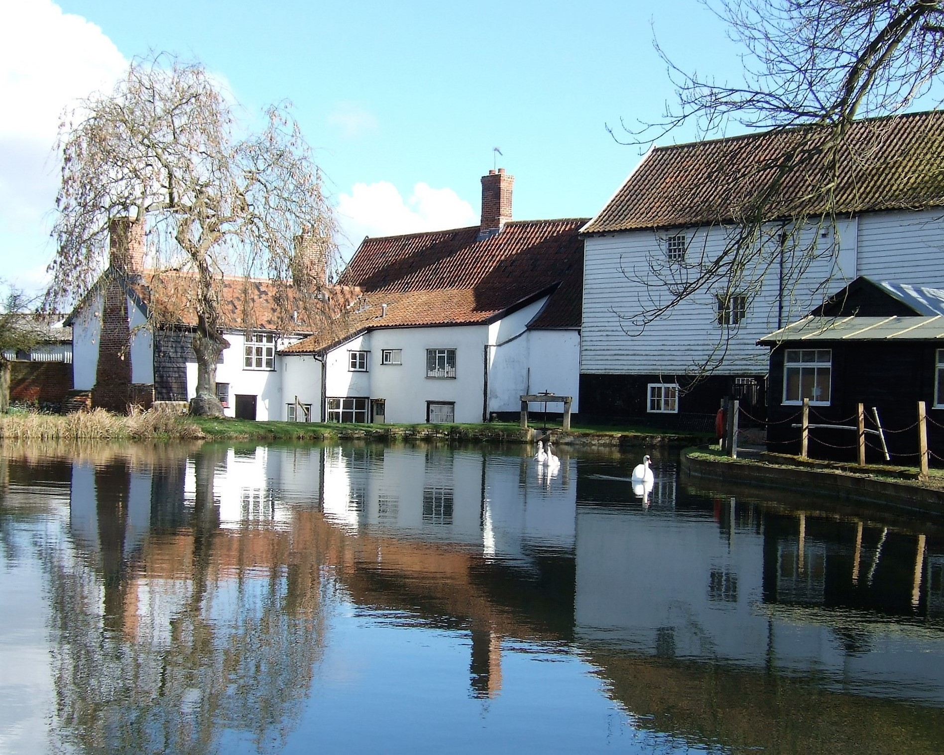 Charming Villages to Discover around Bury St Edmunds