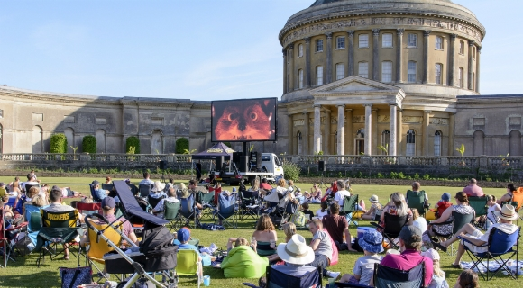 Festival of Outdoor Films at Ickworth House