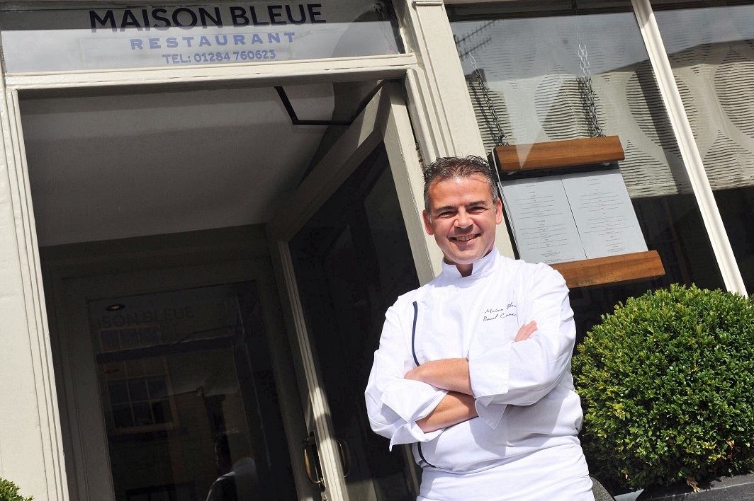 Chef Shortlisted in Prestigious National Awards